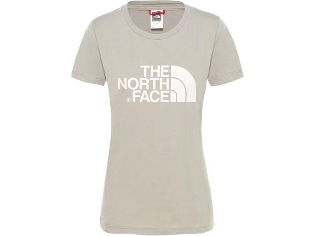 The North Face Easy Lyhythihainen T-paita Naiset, silt grey